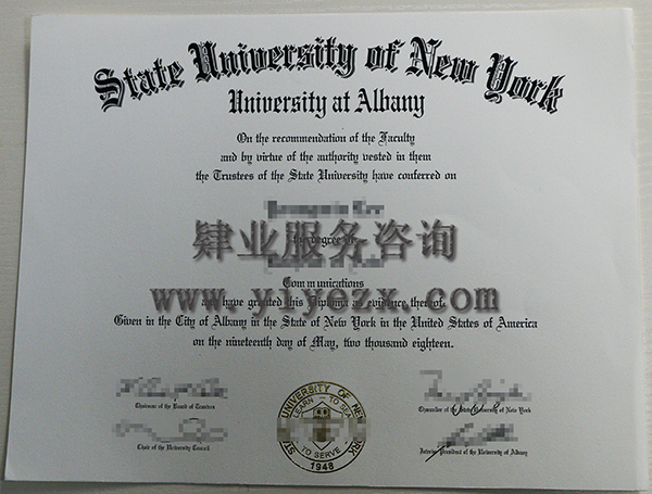 纽约州立大学奥尔巴尼分校成绩单购买,UAlbany大学文凭diploma定制