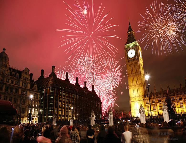 赴英国留学生人数再次成热潮