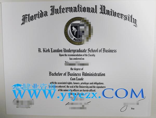 办理FIU毕业证,FIU毕业证制作