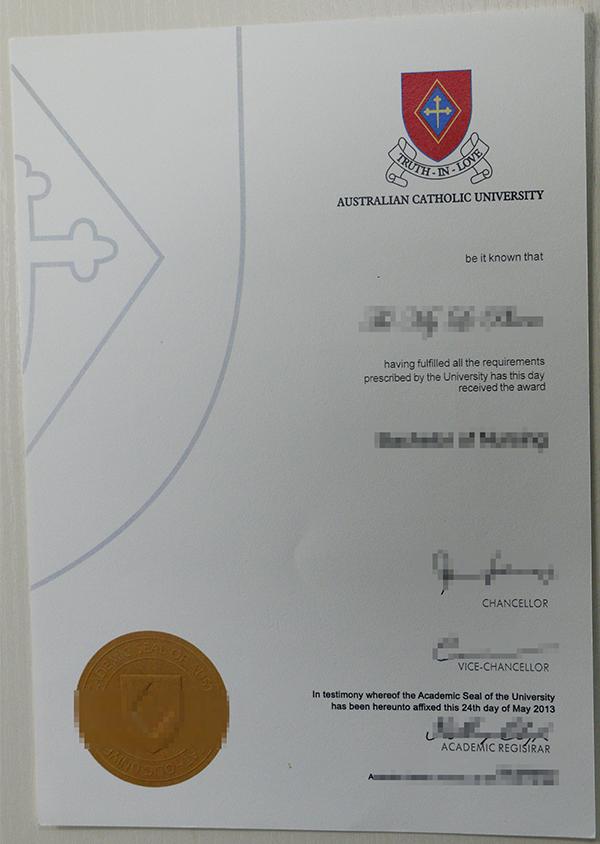 澳洲天主教大学文凭diploma购买,澳洲ACU毕业证办理
