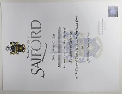 办理英国索尔福德大学学位证,做英国毕业证成绩单,买英国大学文凭,仿制英国大学学位证