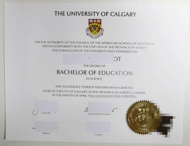 加拿大卡尔加里大学文凭购买,UofC毕业证办理,购买卡大学位证,加拿大成绩单制作