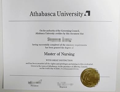 办理加拿大阿萨巴斯卡大学AU毕业证,购买AU文凭学位证,真实学籍学位办理可教育部认证