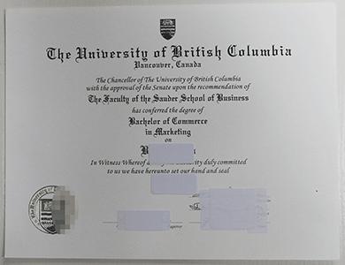 加拿大不列颠哥伦比亚大学UBC毕业证办理,购买UBC文凭学位证,真实海外学历学籍办理可认证