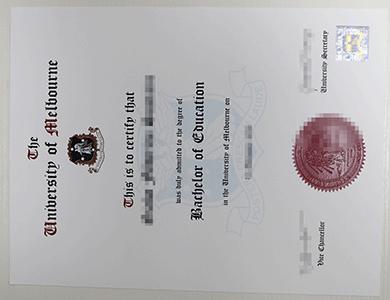办理澳洲墨尔本大学Unimelb毕业证,购买Melbourne U学位证,真实学历学籍办理可认证
