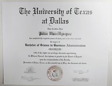 办理美国德克萨斯大学达拉斯分校UTD毕业证,购买UT-Dallas文凭学位证,真实学籍学历办理