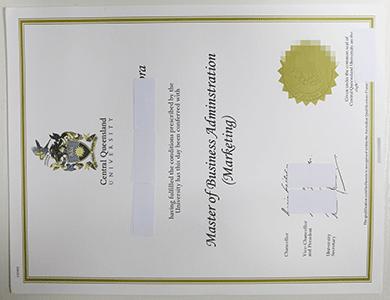 办理澳洲中央昆士兰大学CQU毕业证,购买澳大利亚文凭学位证,真实学籍学历办理