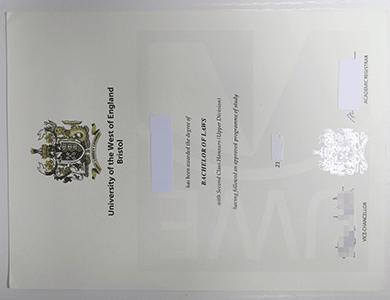 办理英国西英格兰大学UWE毕业证,购买UWE文凭学位证,真实学籍学历办理