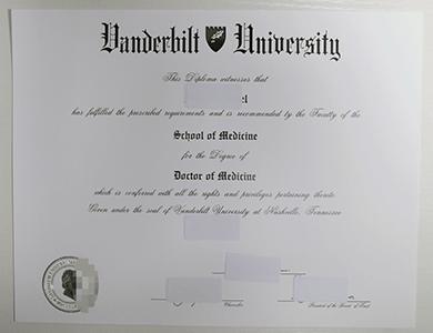 办理美国范德比尔特大学Vandy毕业证,购买Vandy文凭学位证,真实学籍学历