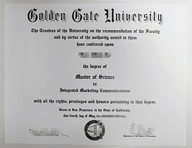办理美国金门大学GGU毕业证,购买GGU文凭学位证,真实学籍学历办理可认证