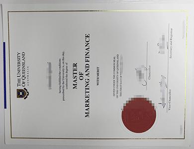 办理澳洲昆士兰大学UQ毕业证,购买昆大文凭学位证,真实大学学历定制