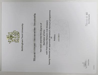 办理英国诺丁汉特伦特大学NTU毕业证,购买NTU文凭学位证,可提供真实学籍学历
