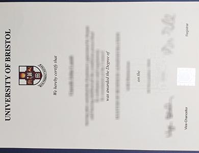 Where to get University of Bristol certificate? 哪里能买到布里斯托大学证书?