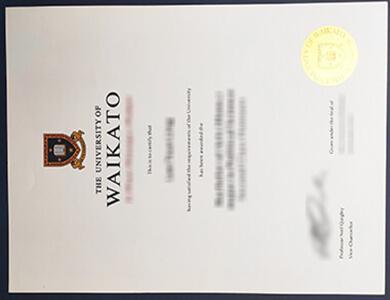 Where to buy University of Waikato certificate? 怎样快速获得怀卡托大学证书?