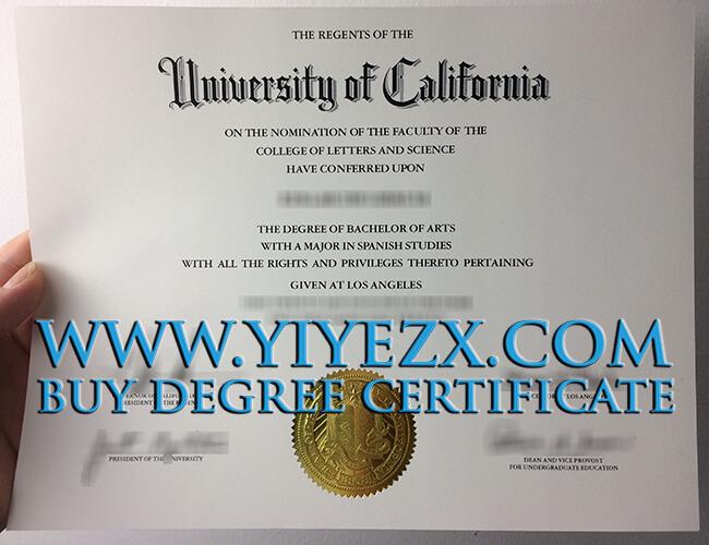 Buy University of California, Los Angeles degree. 如何快速获得加州大学洛杉矶分校UCLA学位?