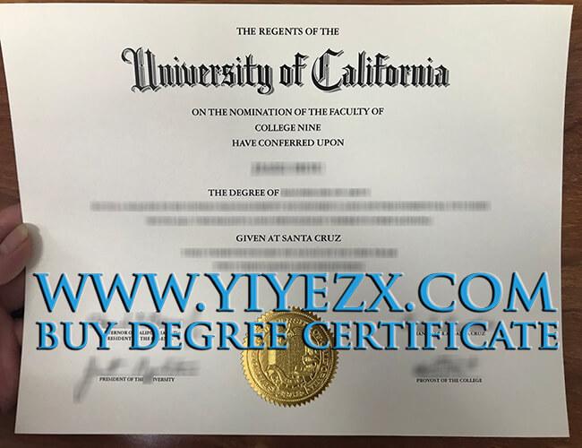 UCSC, University of California, Santa Cruz
