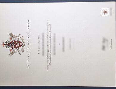 Buy University of Bradford certificate. 如何快速获得布拉德福德大学证书?