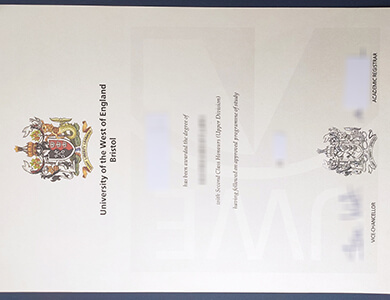 How cost a copy of University of the West of England, Bristol degree from UK here? 西英格兰大学,布里斯托尔分校UWE Bristol学位证书办理