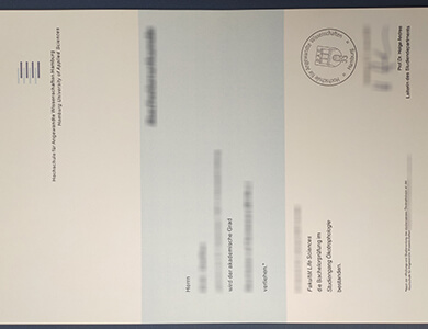 How to buy a fake Hamburg University of Applied Sciences degree? 汉堡应用科技大学学位证书办理