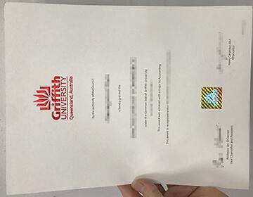 Griffith University Fake Degree, 格里菲斯大学学位办理, 办理真实留服认证