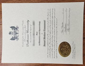 Copy Dalhousie University fake degree, 加拿大达尔豪斯大学学位出售