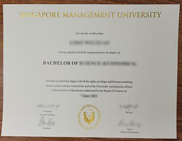 Buy Singapore Management University fake diploma, 在新加坡购买SMU学位, 代办真实留服认证