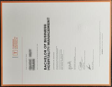 Torrens University Australia fake degree sample, 出售澳大利亚托伦斯大学学位证书