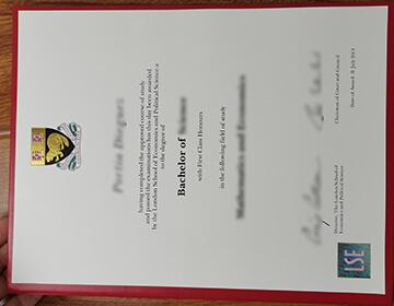 The LSE Fake Degree-LSE diploma Certificate Sample, 伦敦经济学院文凭办理