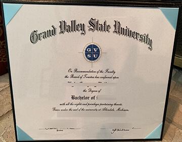 大峡谷州立大学文凭订购, Buy fake  Grand Canyon State University diploma online