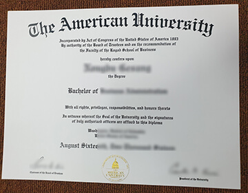Buy fake American University diploma online, 美国大学学位证书办理
