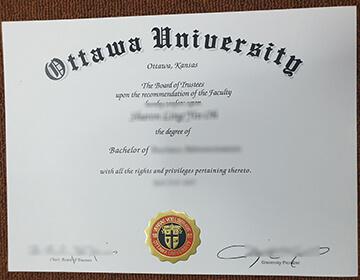Where to order a fake Ottawa University (OU) diploma? 渥太华大学文凭出售