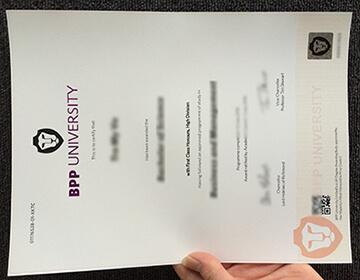 Buy BPP University Fake Diploma in 2021