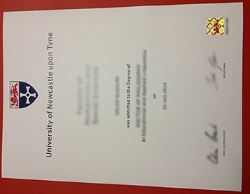 Can you get a fake Newcastle University degree?