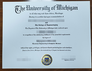 Where to buy a fake University of Michigan diploma, 密歇根大学文凭出售