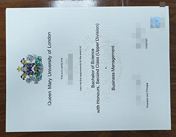 伦敦玛丽女王大学学位出售, How can I buy a fake Queen Mary University of London degree in England