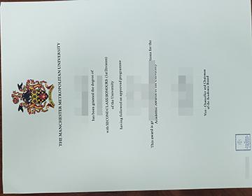 购买曼彻斯特城市大学文凭Buy fake Manchester Metropolitan University diploma,