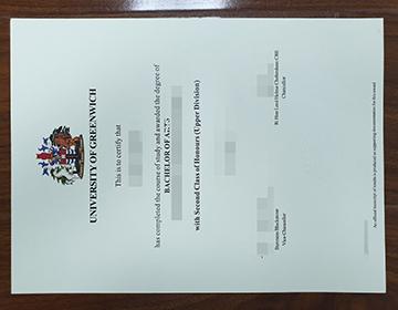 在线购买格林威治大学证书,Buy University of Greenwich Fake Certificate Online