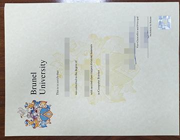 How can i buy a fake Brunel University  diploma online,购买布鲁内尔大学文凭