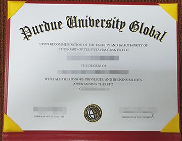 Can I buy Purdue University Global degree? 购买普渡大学全球学位