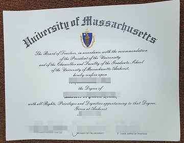 How to buy fake University of Massachusetts Diploma?马萨诸塞大学文凭定制