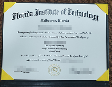 Where to purchase a phony Florida Institute of Technology degree certificate? 购买虚佛罗里达理工学院毕业证书?