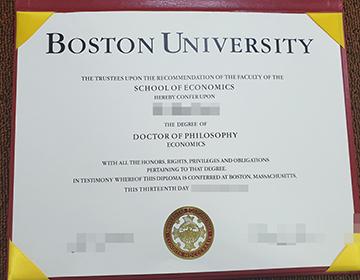How to Create Fake Boston University Diploma Certificate? 创建假波士顿大学文凭证书
