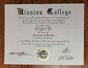 How long to buy fake Mission College Diploma?