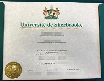 Where can I purchase a fake Université de Sherbrooke certificate online? 舍布鲁克大学毕业证书