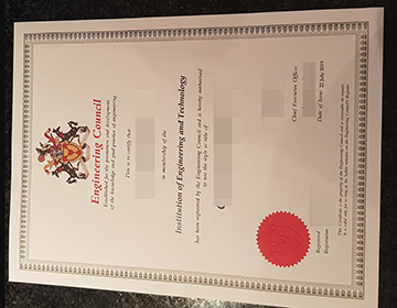 Where to purchase a false Engineering Council certificate online?