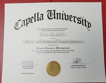 Where can I buy fake Capella University Diploma?卡佩拉大学文凭定制