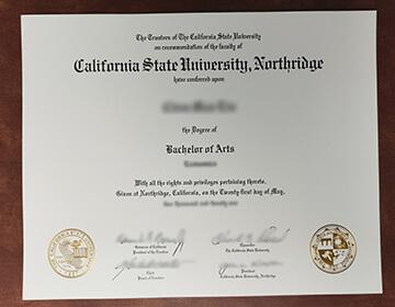 Order a fake CSUN BA Degree, 加州州立大学北岭分校毕业证书出售