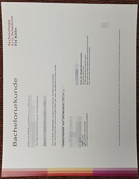 Best way to get a fake Cologne University of Applied Sciences diploma, 获得假科隆应用科学大学文凭