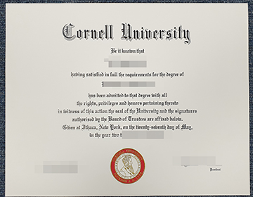 How to buy fake Cornell University Diploma? 购买康奈尔大学文凭