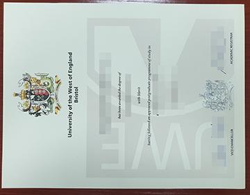 How to buy a fake University of the West of England, Bristol diploma, 订购西英格兰大学布里斯托尔大学文凭